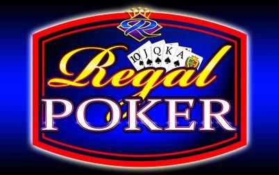 Play Regal Poker - Video Poker - Spin games