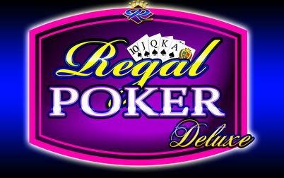 Play Regal Poker Deluxe - Video Poker - Spin games