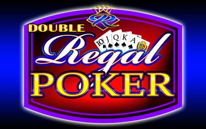 Play Double Regal Poker - Video Poker - Spin games