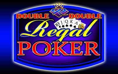 Play Double Double Regal Poker - Video Poker - Spin games