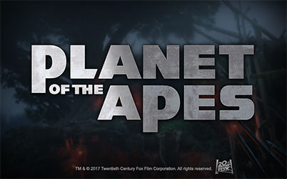 Play Planet of the Apes Touch - Slots - NetEnt games