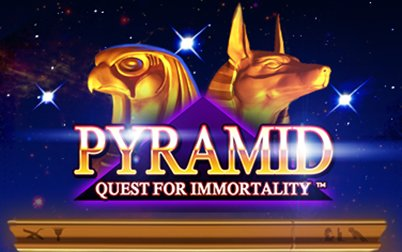 Play Pyramid: Quest for Immortality - Slots - NetEnt games