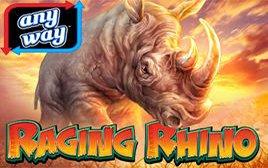 Play Raging Rhino - Slots - WMS games