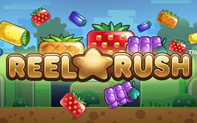 Play Reel Rush Touch - Slots - NetEnt games