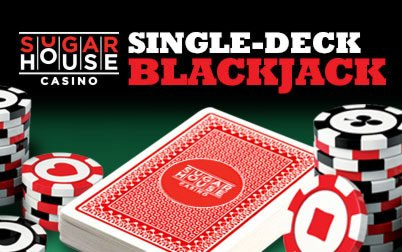 Play SugarHouse Blackjack Single Deck - Slots - Rush games