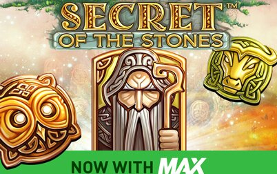 Play Secret of the Stones - Slots - NetEnt games