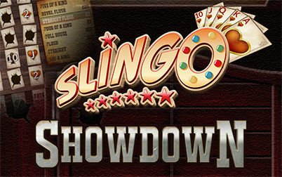 Play Slingo Showdown - Slingo - Slingo games