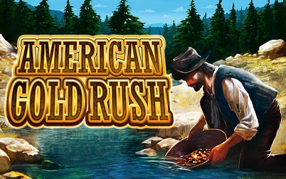 Play American Gold Rush - Slots - Spin games