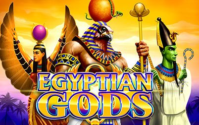 Play Egyptian Gods - Slots - Spin games