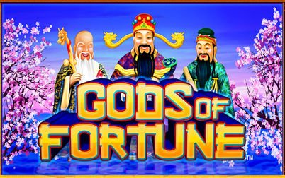 Play Gods of Fortune - Slots - Spin games
