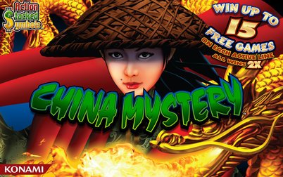 Play China Mystery™  - Slots - Konami games