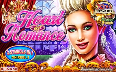 Play Heart of Romance™ - Slots - Konami games