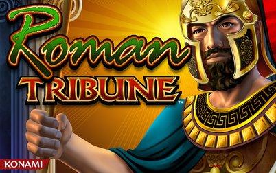 Play Roman Tribune™ - Slots - Konami games