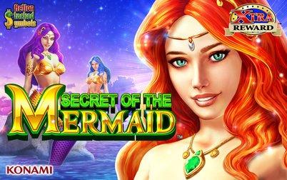 Play Secret of the Mermaid™ - Slots - Konami games