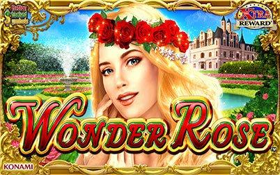 Play Wonder Rose - Slots - Konami games
