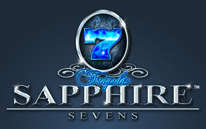 Play Triple Sapphire Sevens - Slots - Spin games