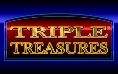 Play Triple Treasures - Slots - Spin games