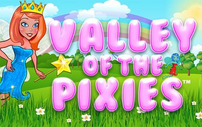 Play Valley of the Pixies - Slots - Spin games