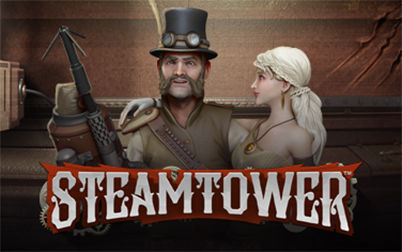 Play Steam Tower - Slots - NetEnt games