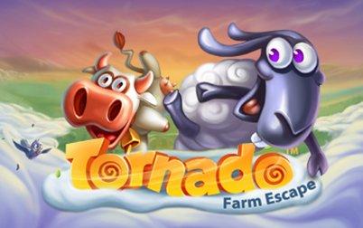 Play Tornado: Farm Escape - Slots - NetEnt games