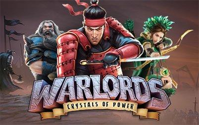 Play Warlords: Crystals of Power - Slots -