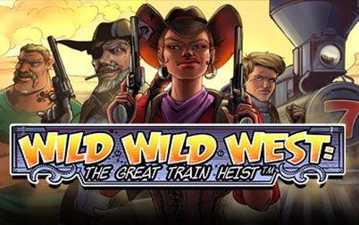 Play Wild Wild West - Slots -