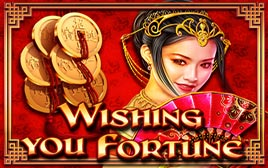 Play Wishing you Fortune - Slots - WMS games