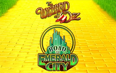 Play Wizard of Oz: Road to Emerald City - Slots - WMS games